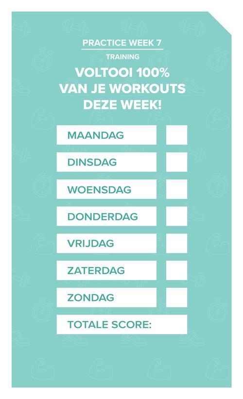 Checklist Workout